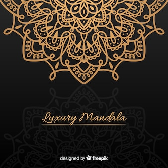 Luxury mandala