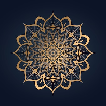 Luxury mandala