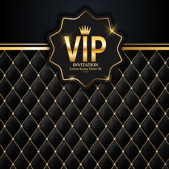Luxury members, gift card vip invitation