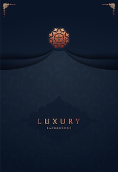 Luxury modern abstract background with premium vector