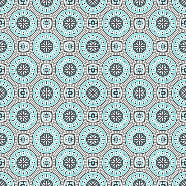 Luxury ornamental mandala pattern
