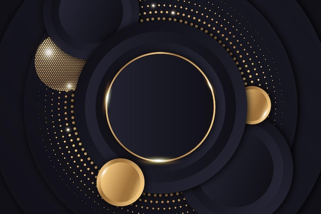 Luxury paper style background