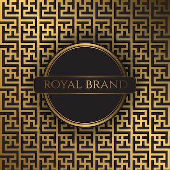 Luxury premium background with gold color