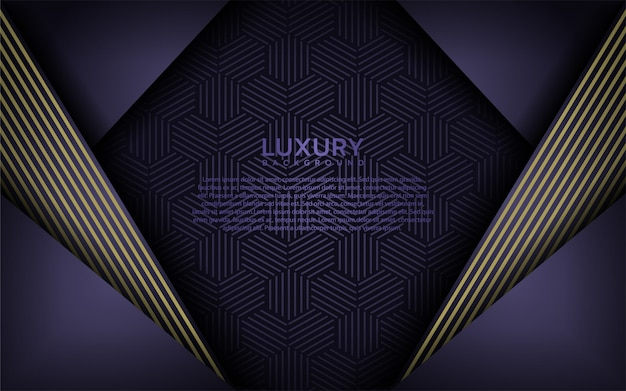 Luxury purple modern background