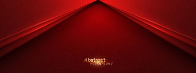 Luxury red background.
