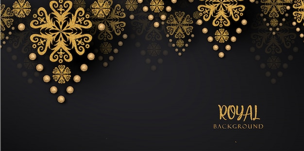 Luxury royal golden backgrounds