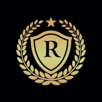 Luxury royal logo