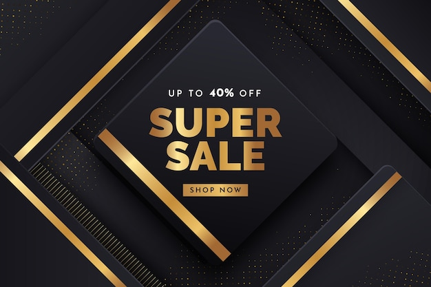 Luxury sale wallpaper