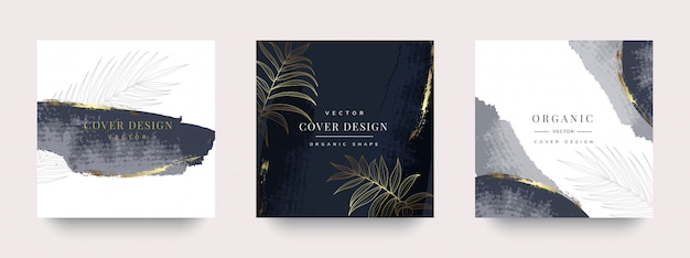Luxury social story and post cover design