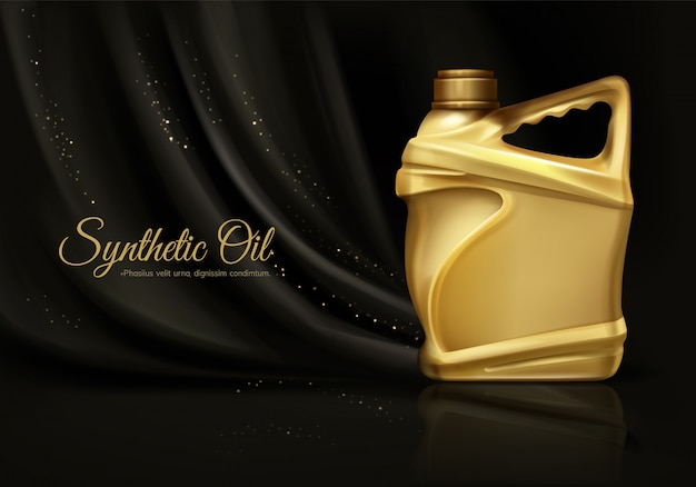 Luxury synthetic engine oil
