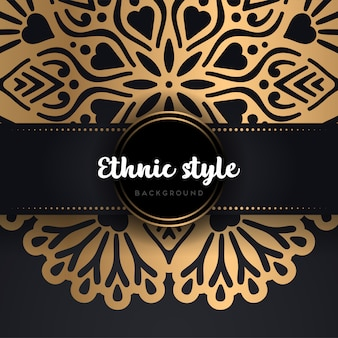 Luxury vector pattern
