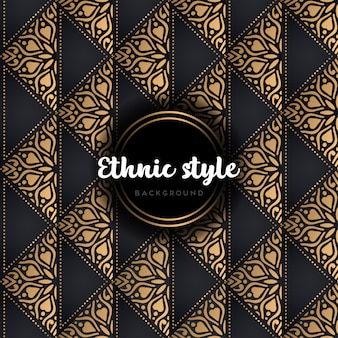 Luxury vector seamless pattern
