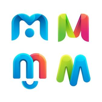 M 로고 컬렉션