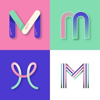 Mロゴコレクション