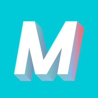 M письмо