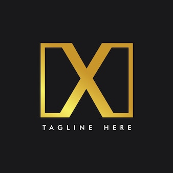 Дизайн логотипа m