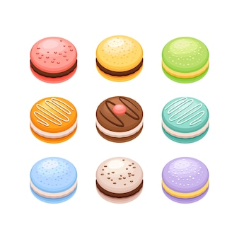 Macaron collections