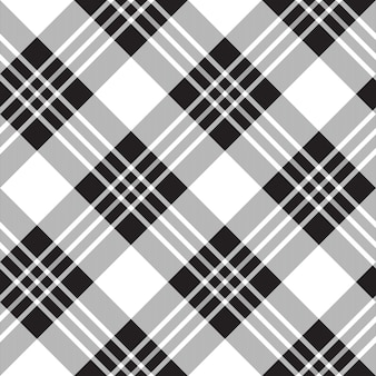 Macgregor tartan diagonal background pattern seamless