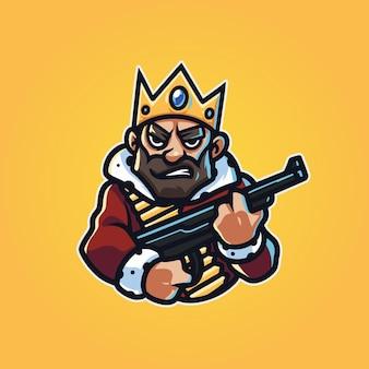 Mad king 마스코트 e 스포츠