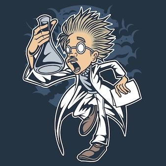Злой ученый