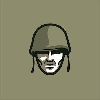 Mad soldier e sports mascot