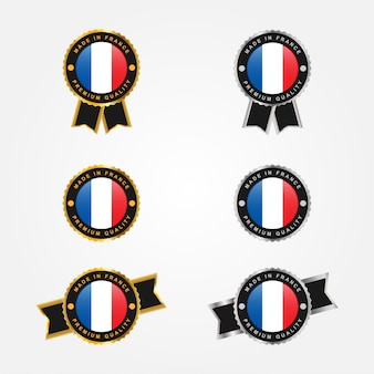 Made in france labels