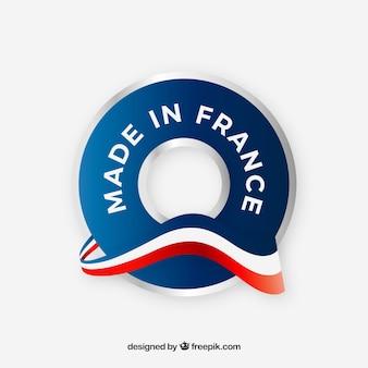 フランスのレーベル製