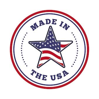 미국 디자인에서 만든