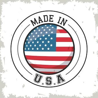미국 국기에서 만든