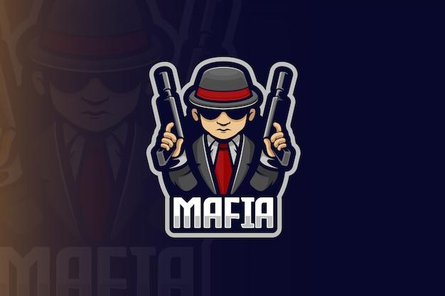 マフィアesportロゴ