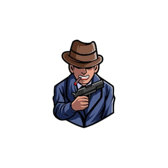 Мафия гангстеры агент человек преступление