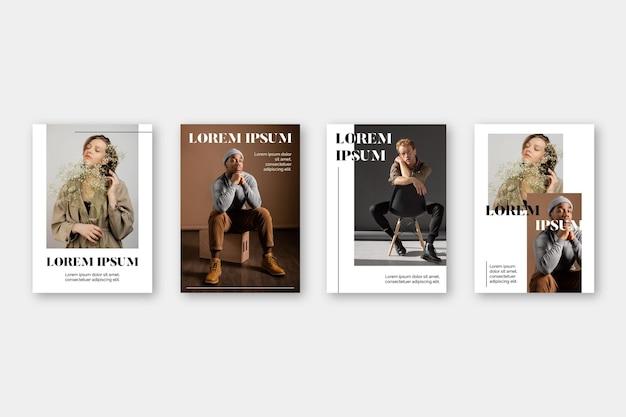 写真付きの雑誌の表紙コレクション