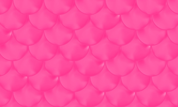 Magenta background. pink pattern. mermaid scales. fish squama.