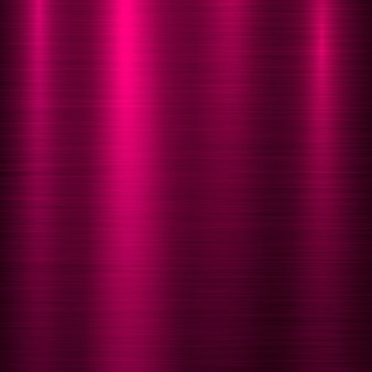 Magenta metal abstract technology background Premium Vector