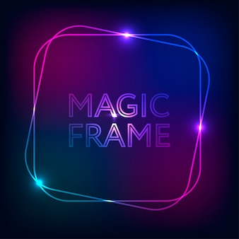 Magic frame