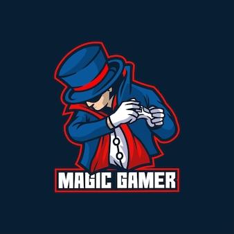 매직 게이머 해커 게임 컨트롤러 현실