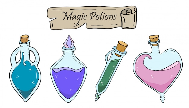 Magic vector potions