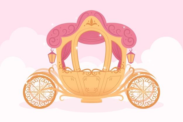 Magica carrozza da favola