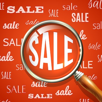 Magnifier and sale