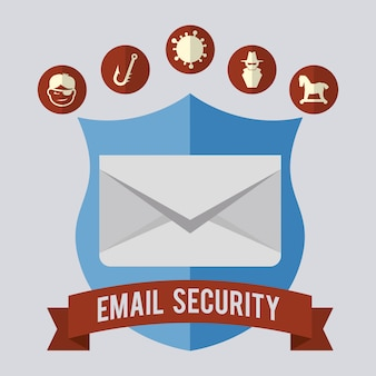 Mail icon design