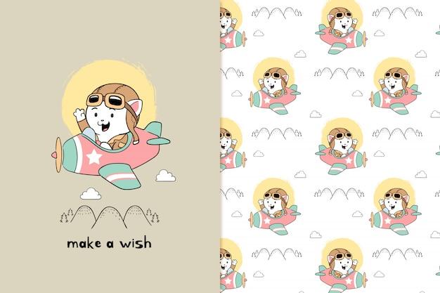Make a wish patter