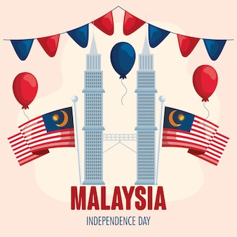 Malaysia independence celebration