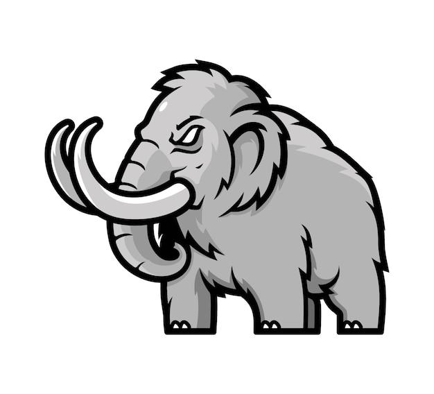 Mammoth animal