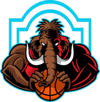 Mammoth basketball