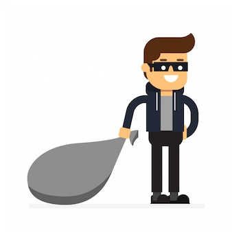 Man character avatar icon