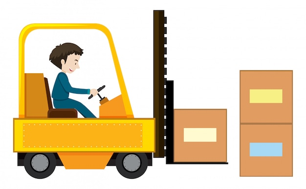 Work Safe - Learn How to Drive a Forklift! Obtain Your ...
