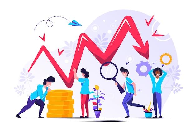 Management failed to achieve profit