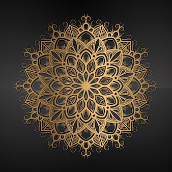 Mandala background, ornament, background