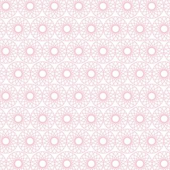 Mandala boho style pattern