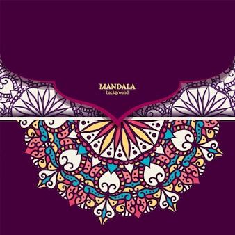 Illustrazione di mandala